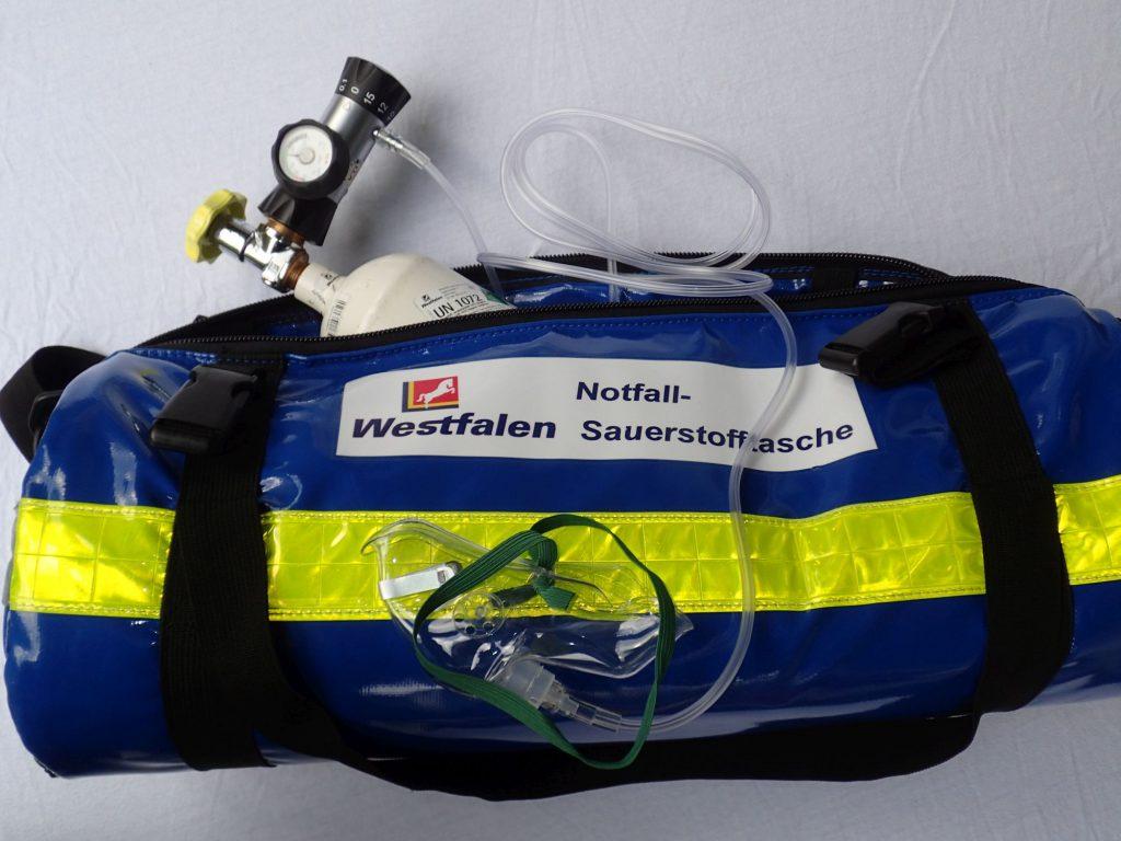 Kit Oxygénothérapie Westfalen