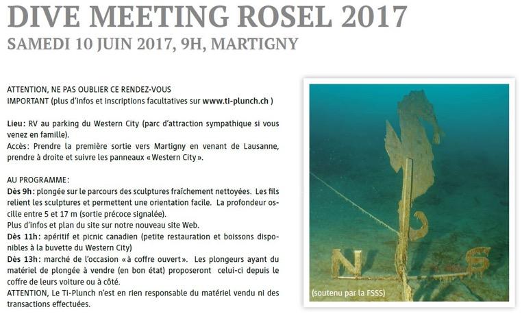 Annonce Dive Meeting Rosel 2017_10 Juin