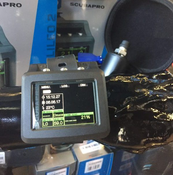 Scubapro Galileo 2 G2 Plongee.ch