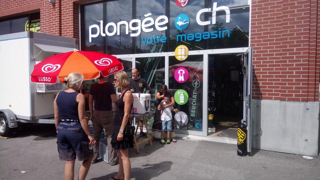 BBQ Anthias Plongee.ch