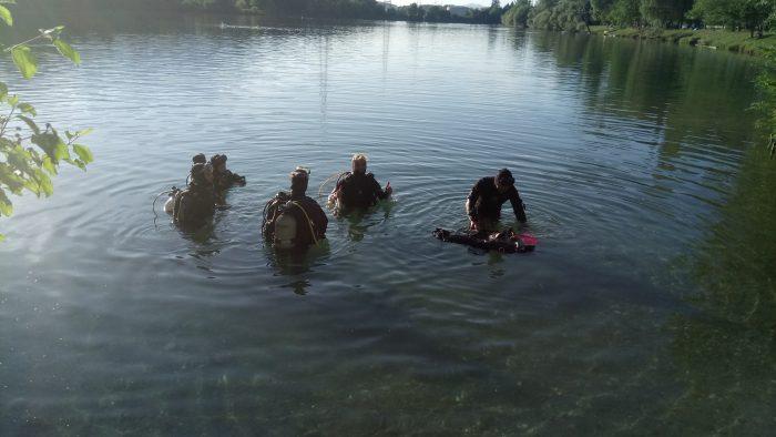 Baptême Au Duzillet