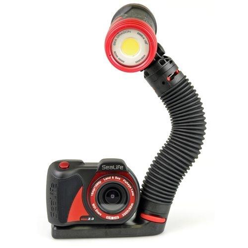 Sealife MICRO HD 2.0 - 64 GB Compatible Avec Les Lumières Sea Dragon