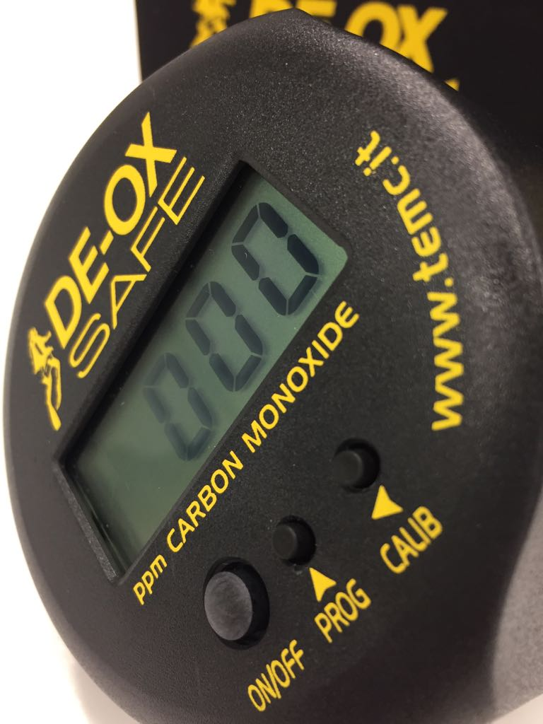 De-ox Analyseur De Monoxyde De Carbone Plongee.ch
