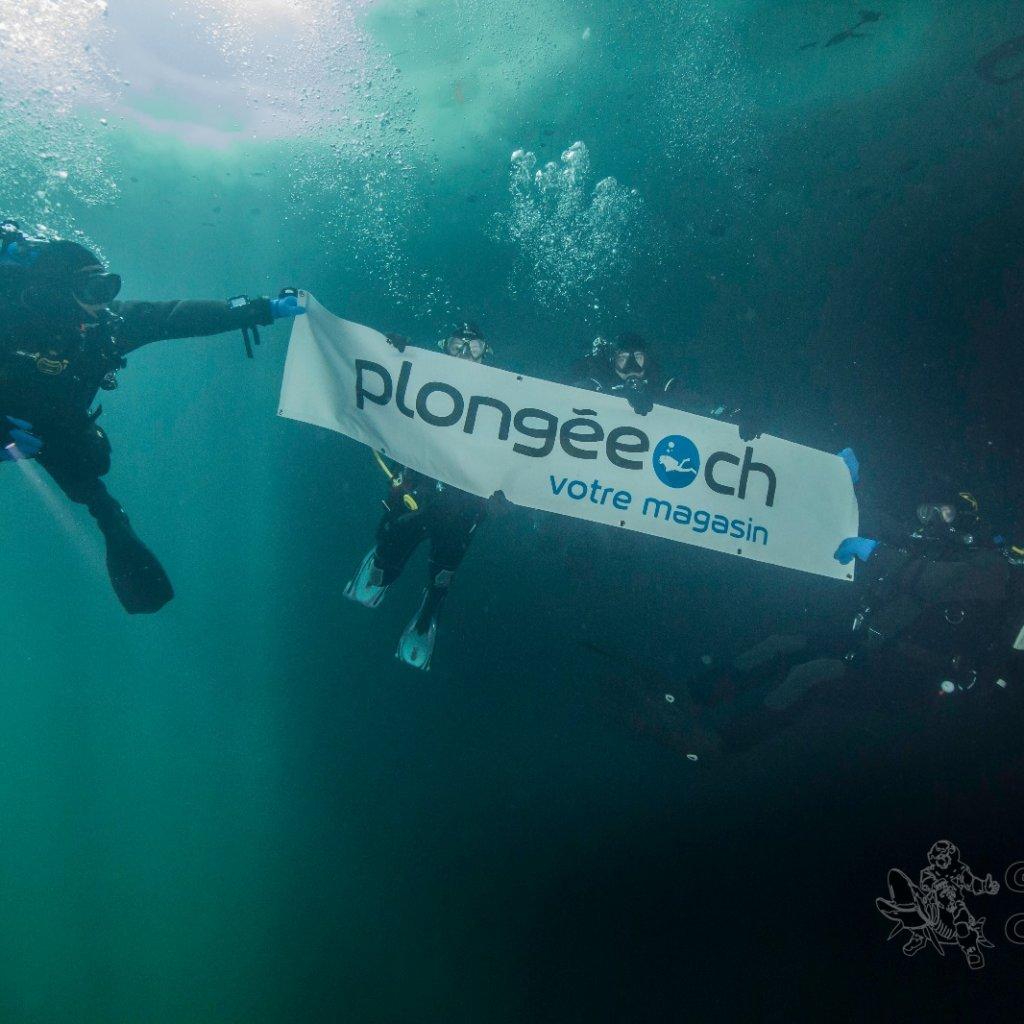 Lioson 2018 plongee sous glace