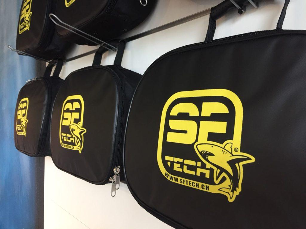 Sacoches SF Tech Chez Plongee.ch