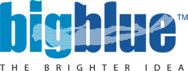 BigBlue logo chez Plongee.ch
