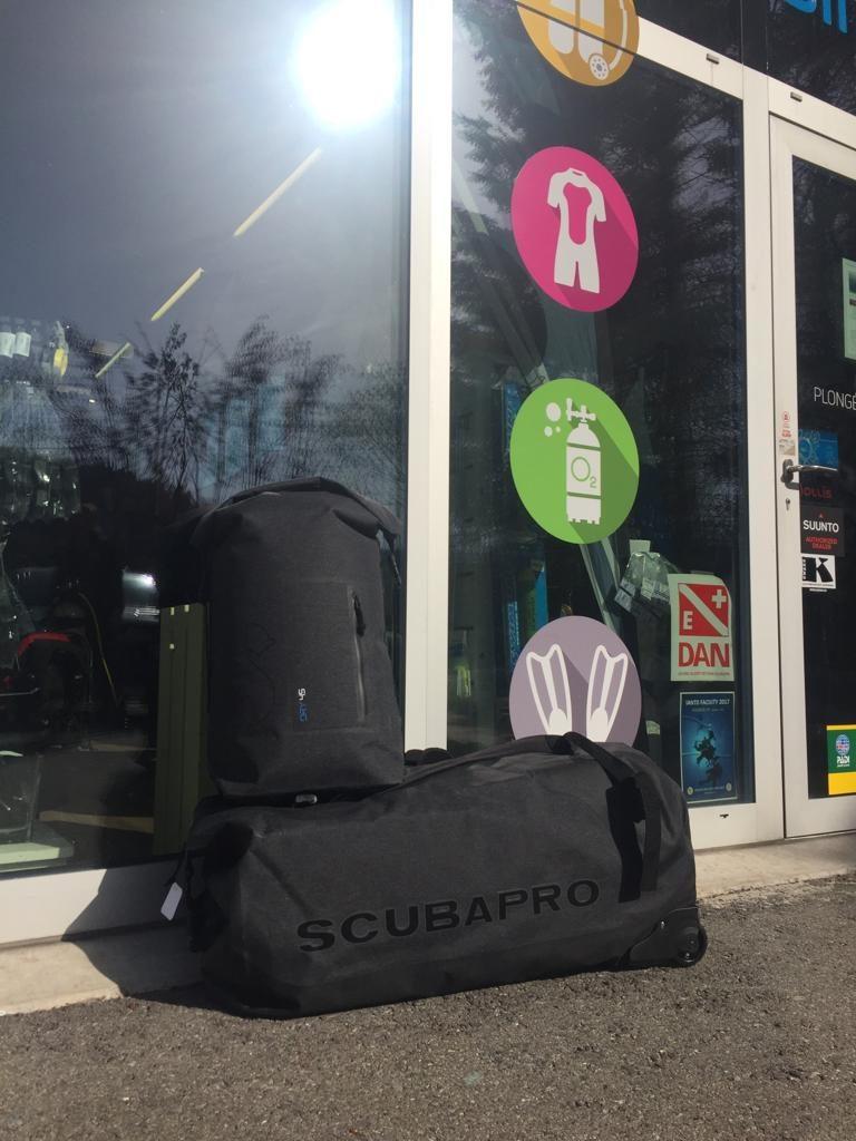 Scubapro dry bag - sac etanche