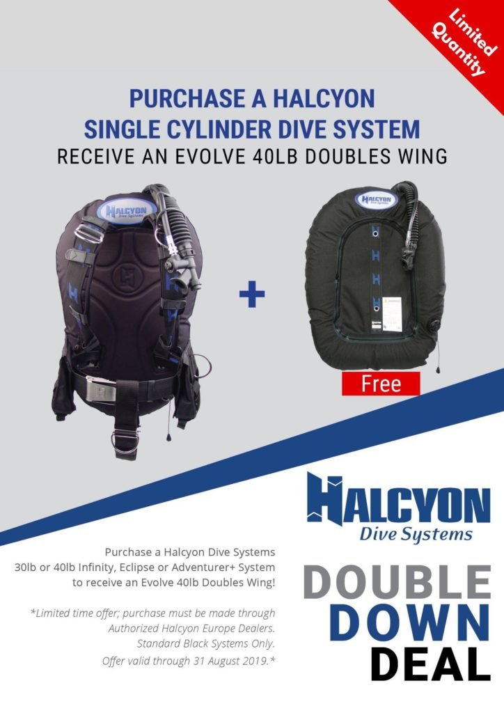 Halcyon Dive Systems Wing