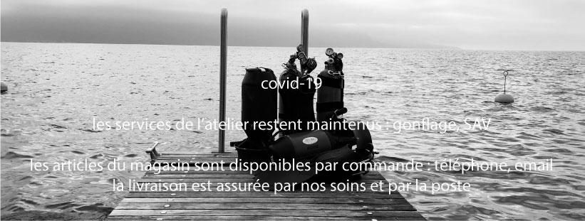 PLONGEE.CH ET COVID-19