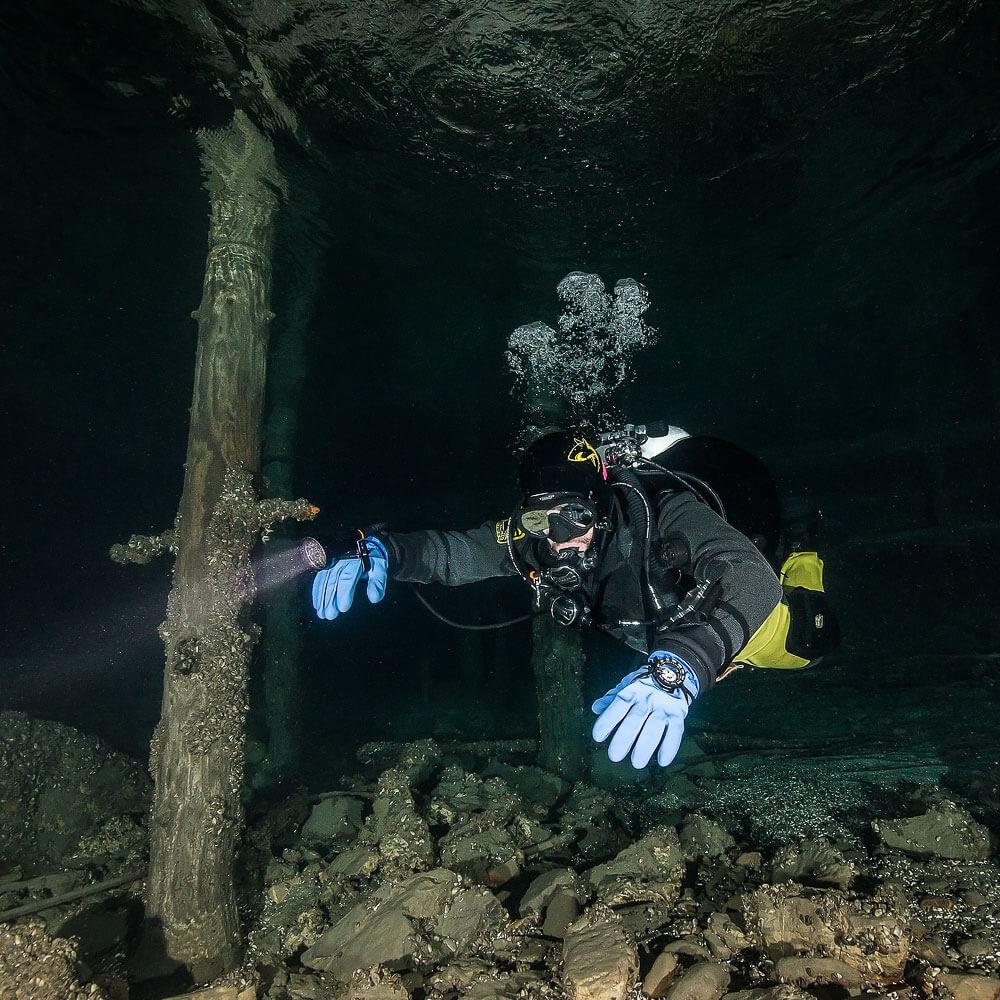 Master Scuba diver plongee.ch