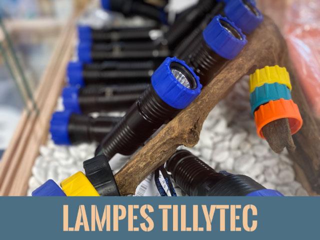 Lampes Tillytec Mini Uni Backup Maxi Uni 3600 Et 4200