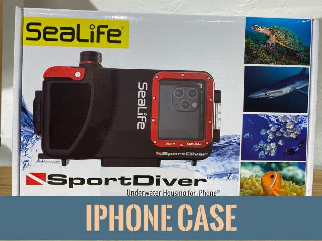 Sealife Caisson IPhone Sport Diver